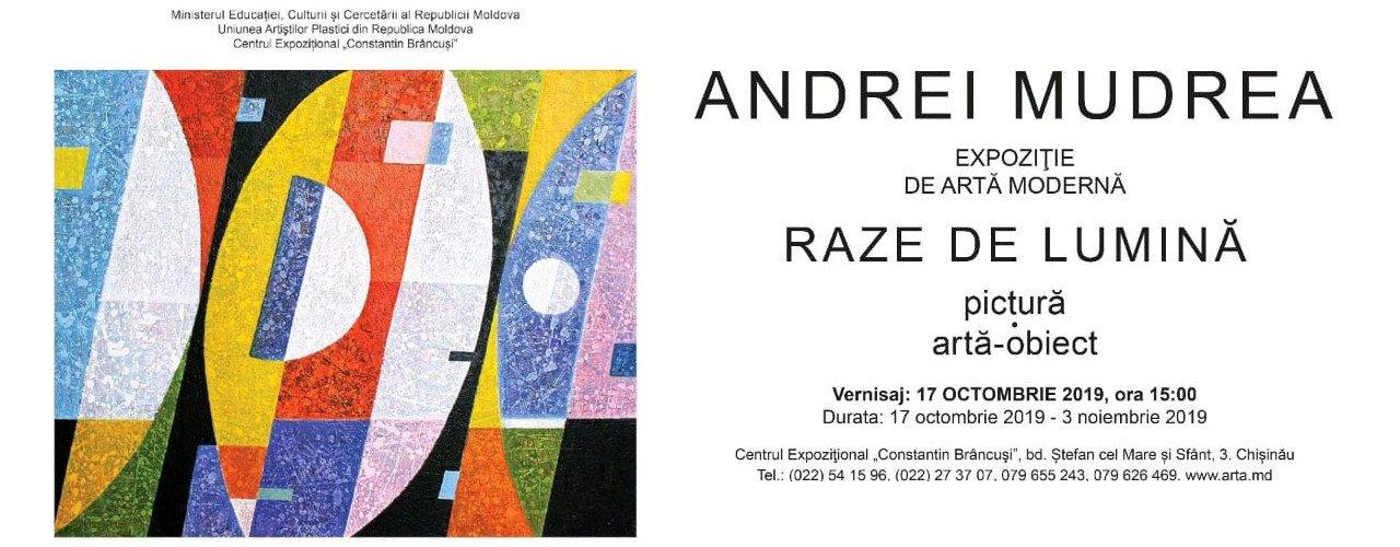 """Image result for Andrei Mudrea. Expoziţia personală """"Raze de Lumină"""""""