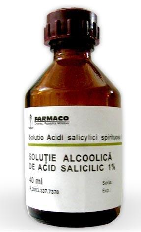 Acid salicilic negi genitali