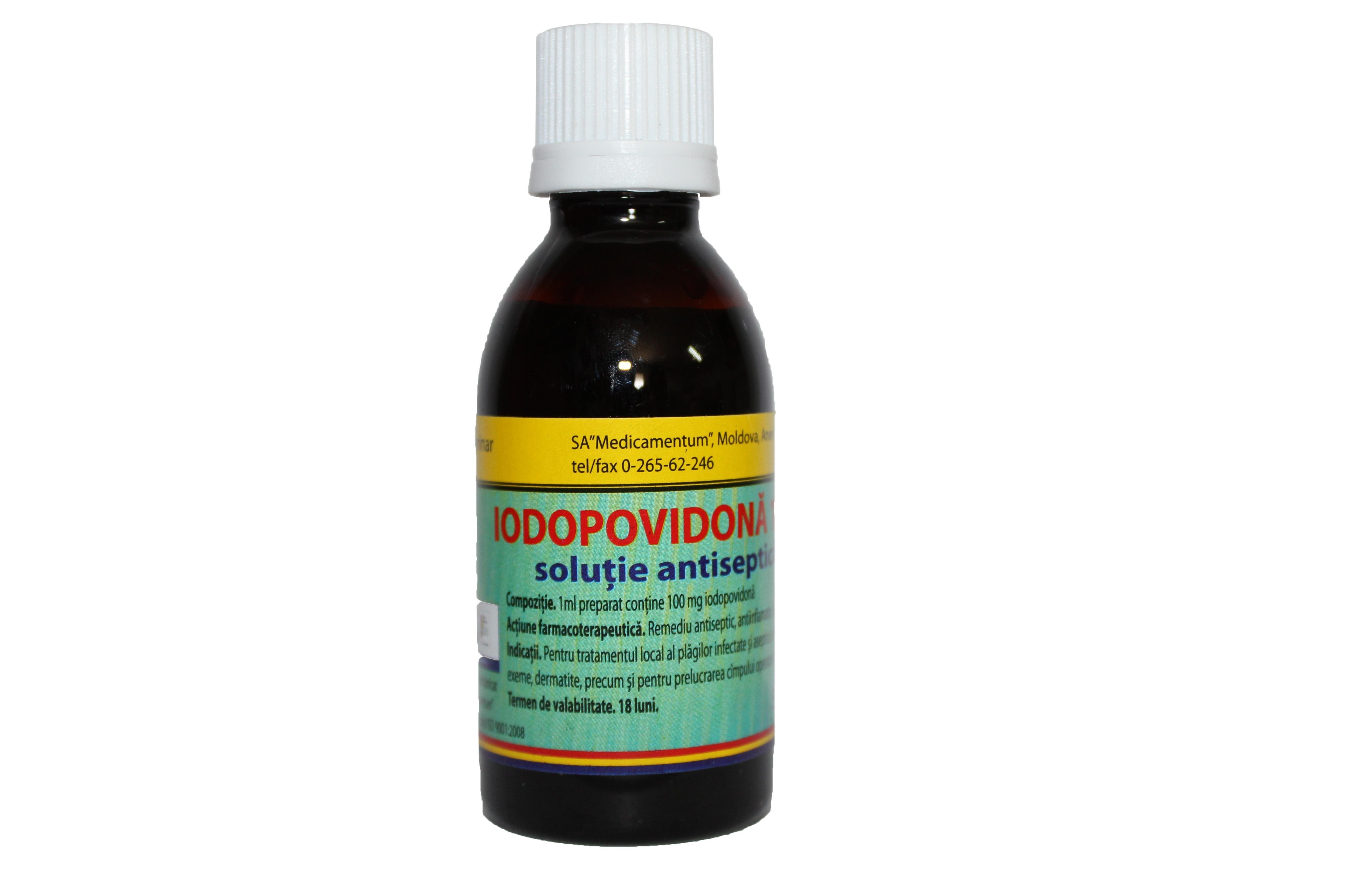 Iodopovidona medicamentum local goods made in moldova for Where to buy fish mox locally