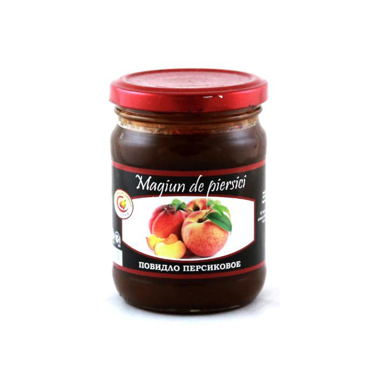 peach jam fabrica de conserve din c l ra i local goods made in moldova canned products. Black Bedroom Furniture Sets. Home Design Ideas