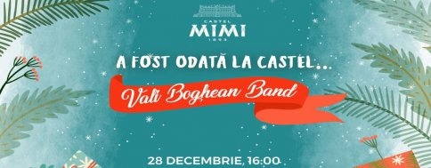 Once Upon the Time in the Castle.Vali Boghean Band