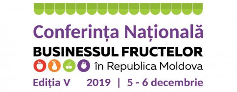 National Conference: Fruit Business in the Republic of Moldova