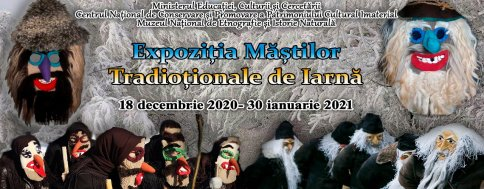 Exhibition of Traditional Winter Masks