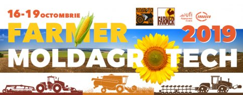 Moldagrotech and Farmer 2019 Exhibitions (Autumn Edition)
