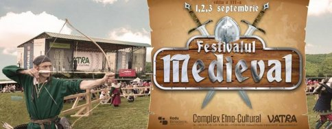 Festivalul Medieval 2017
