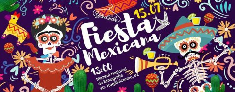 Fiesta Mexicana - Yard Sale