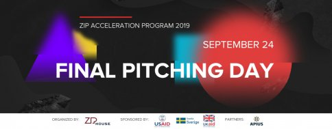 Final Pitching Day // ZIP Acceleration Program 2019