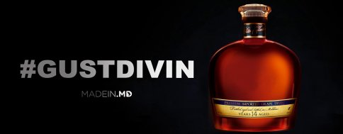 Gust Divin - Tasting of Divins Made in Moldova