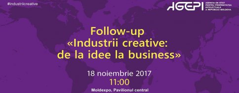 Creative Industries: from Idea to Business