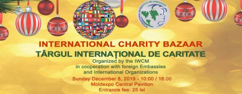 International Charity Bazaar 2019