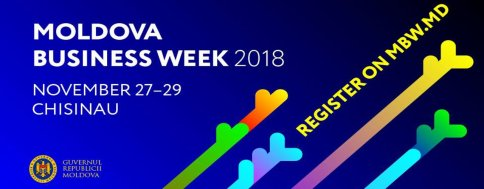 Moldova Business Week 2018