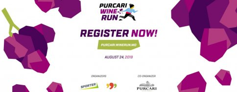 Purcari Wine Run 2019