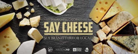 Say Cheese Fest 2018