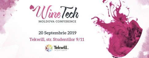 WineTech Moldova Conference 2019