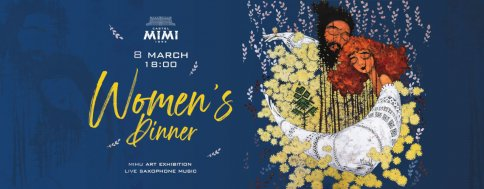 Women's Dinner at Mimi Castle
