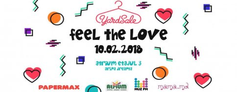 "Yardsale ""Feel the Love"""