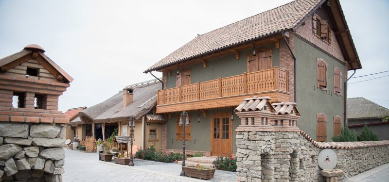 Farm Resorts: Gagauz Sofrasi