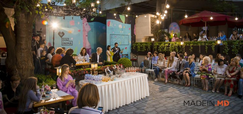 Moldovan Designers Gathered to Present their Summer Collections at Fashion Soiree 2017. FOTO