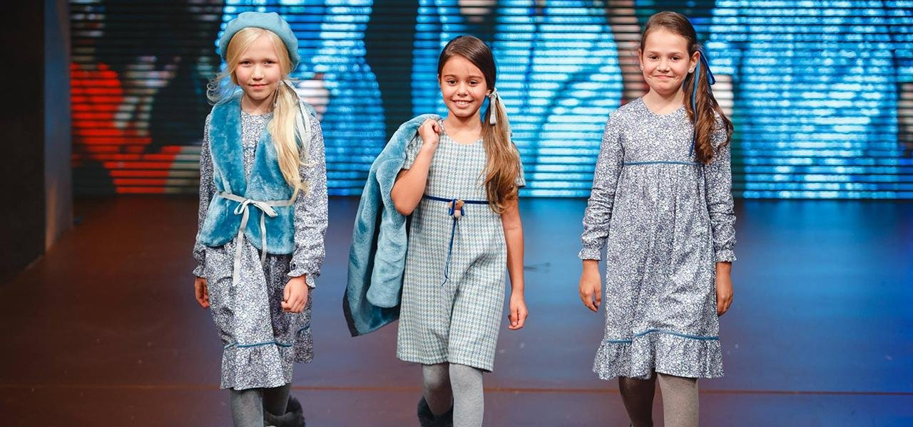 The Latest Children's Clothing Collections, Season Autumn-Winter 2017 in Moldova. VIDEO