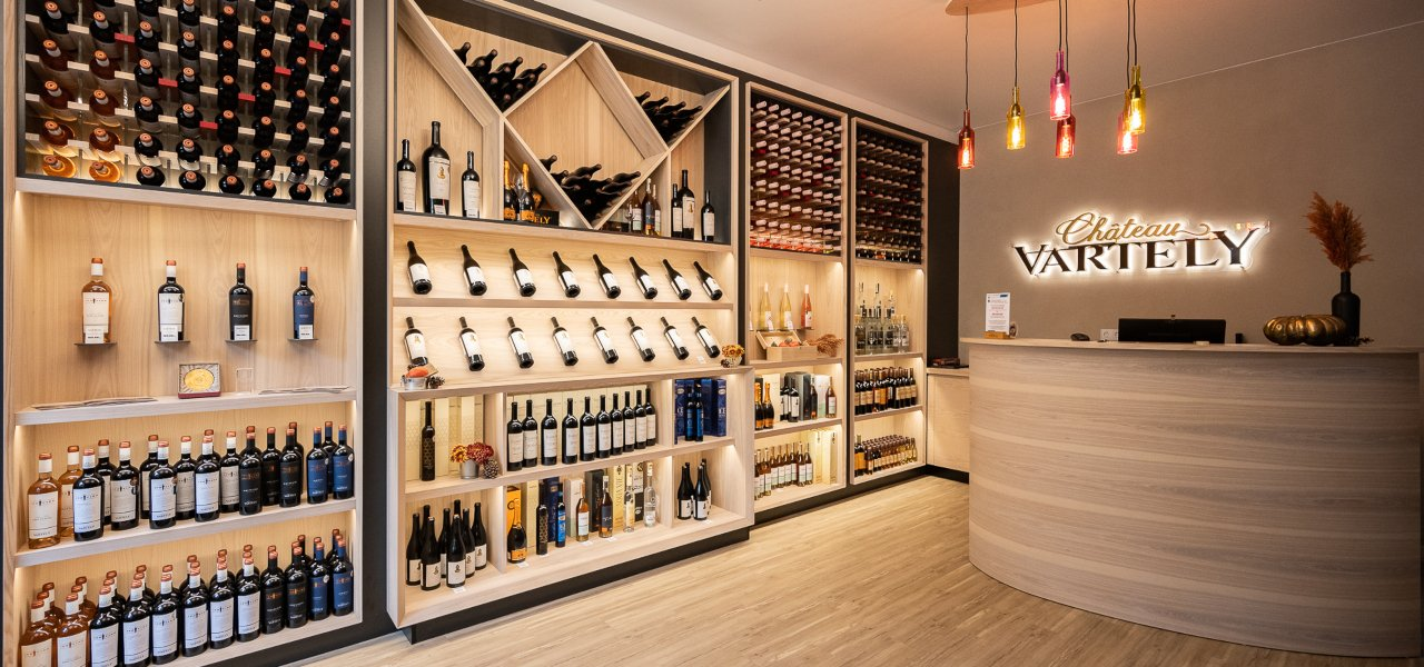 Château Vartely Opened its First Brand Store and Wine Bar in Chisinau