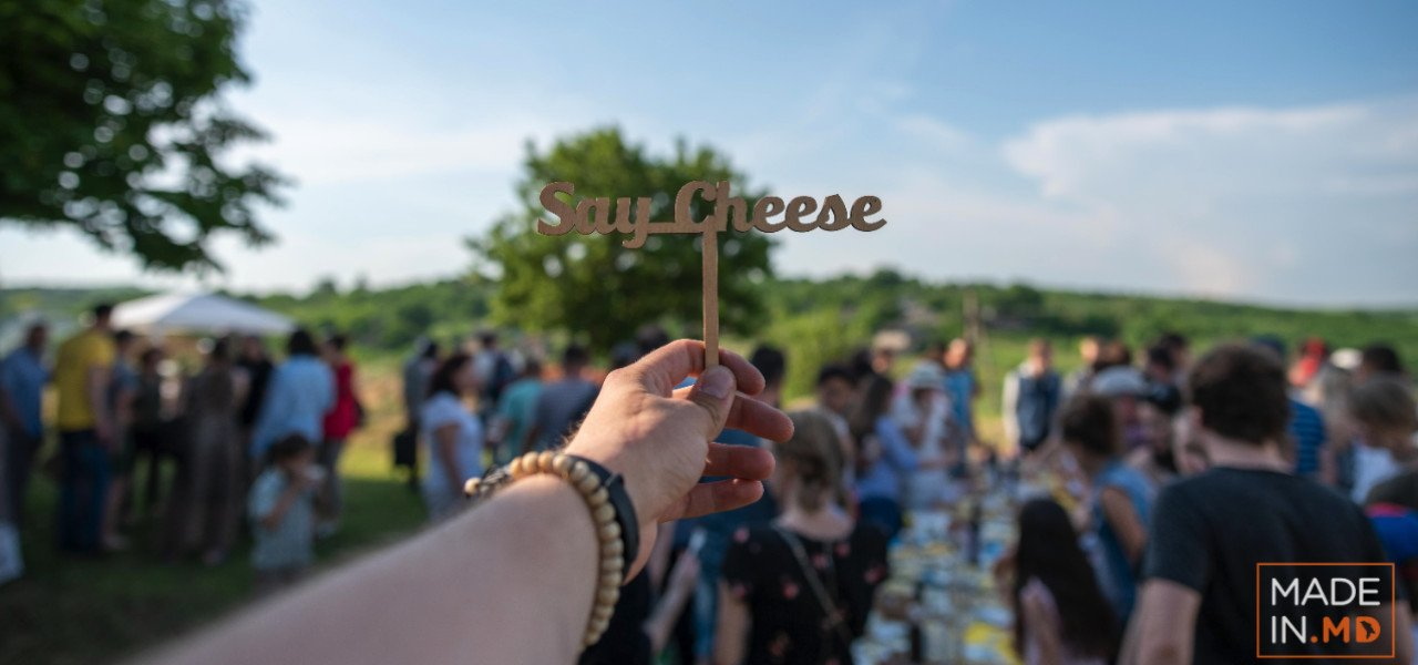 A Retrospective of Say Cheese Day 2019 - a Holiday of Cheeses Made in Moldova. PHOTO and VIDEO
