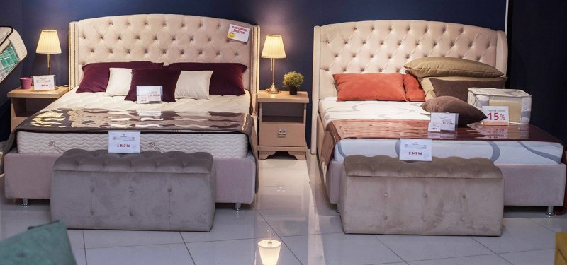 The Furniture that will Make your Sleep More Comfortable. Beds and Mattresses Made in Moldova