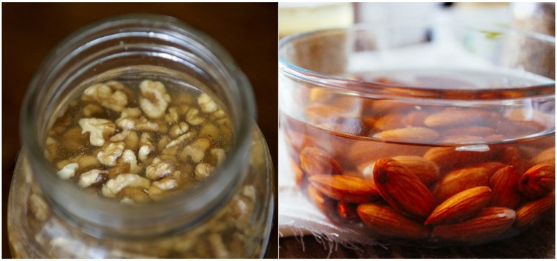 The Benefits of Soaking Nuts and Seeds