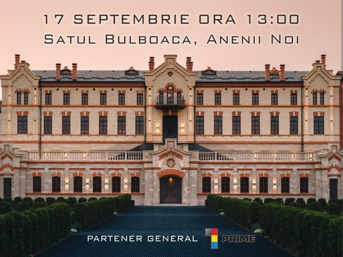 Official Opening of Mimi Castle - a New Page in the History of Moldovan Wine Tourism