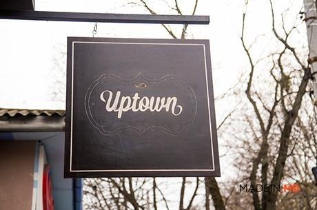 Inside the menu: Uptown Café