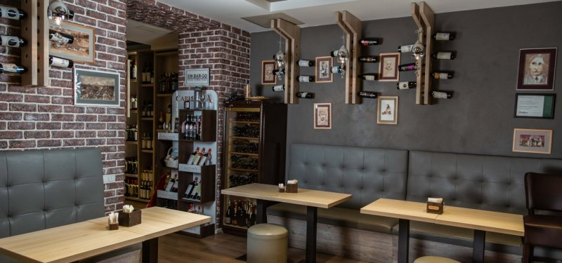 Chisinau Wine Shops: Embargo Wine