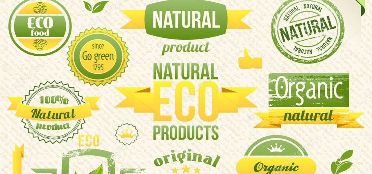Labeling of products. What is the difference between bio, eco, organic and natural?