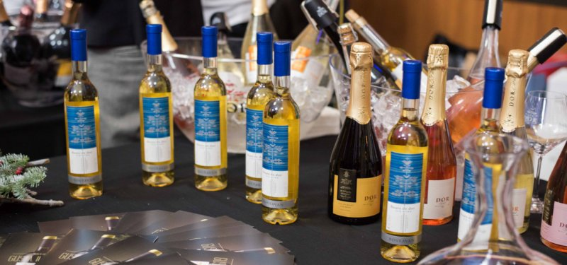 Ice Wine - the King of Dessert Wines. The Diversity of Ice Wines Made in Moldova