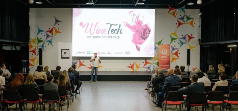 The Use of Modern Technologies in Wine Industry. The Main Topics of the WineTech Moldova 2019 Conference