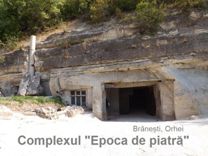 In the Former Branesti Limestone Mine there will be built the First Underground Hotel in Moldova