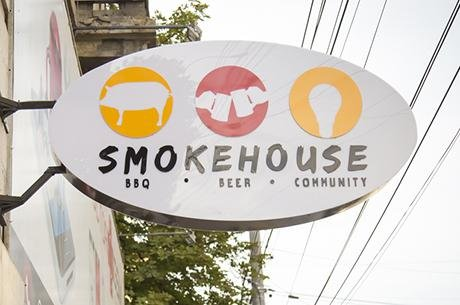 Inside the Menu: Smokehouse: Barbeque, Beer, Community