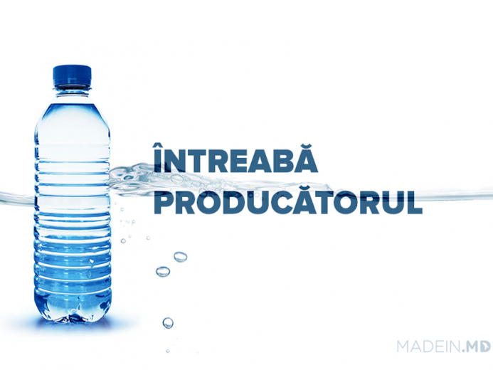 Production, Processing and Packaging of Moldovan Mineral Water Aqua UnIQa