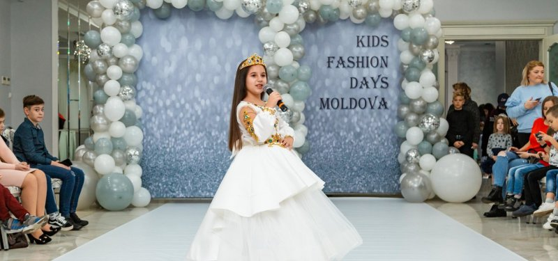Kids Fashion Days Moldova. Newest Collections of Children Apparel for the Fall-Winter 2019. PHOTO