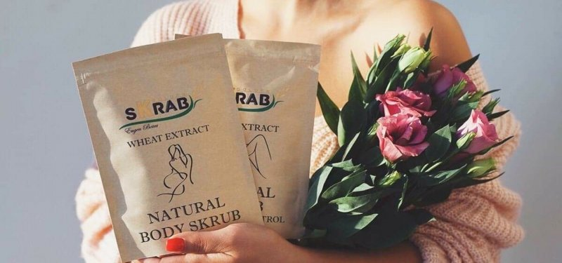 Closer to a Perfect Skin with Scrubs Made in Moldova