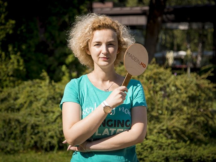 A Dialogue with Blogger Diana Guja on the Quality of Moldovan Products and Her Personal Preferences