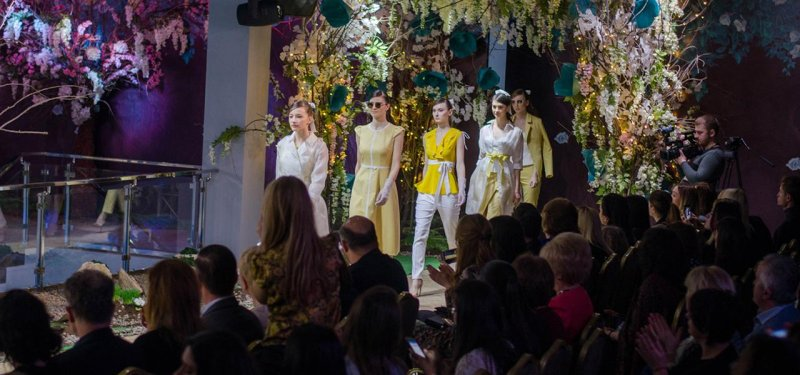 Presentation of Spring-Summer 2018 Collections from Moldovan Clothing  Brands. PHOTO and VIDEO