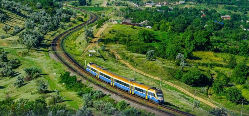The Launching of the First Wine Train in Moldova