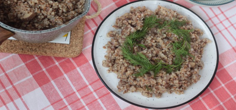 Madein.md Recipe: Buckwheat Risotto