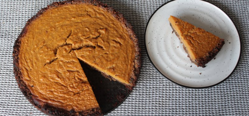 Madein.md Recipe: Pumpkin Pie