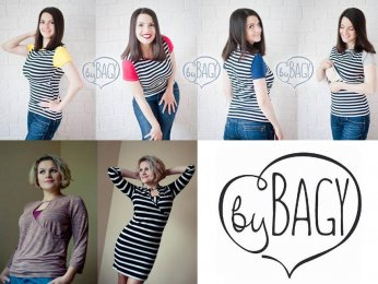 T-shirts for Breastfeeding – A Novelty of Moldovan Brand by Bagy