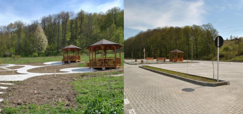 A New Tourist Zone was Created Near the Hincu Monastery