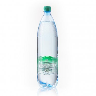 """Mineraloff""  soft carbonated water"