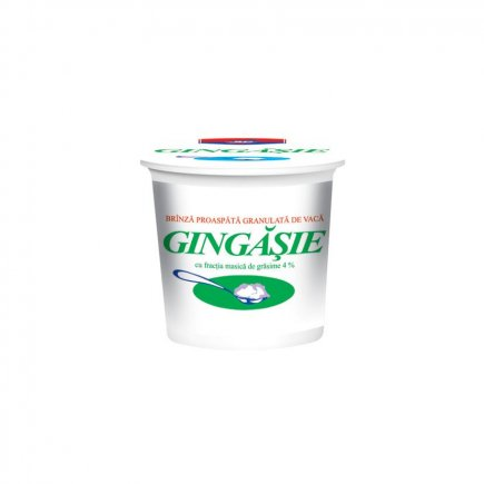"Granulated Cottage Cheese ""Gingășie"""