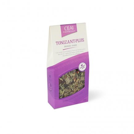 Tonizant-plus tea