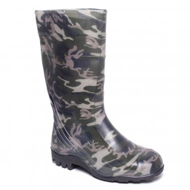 Boots with Print OLDCOM