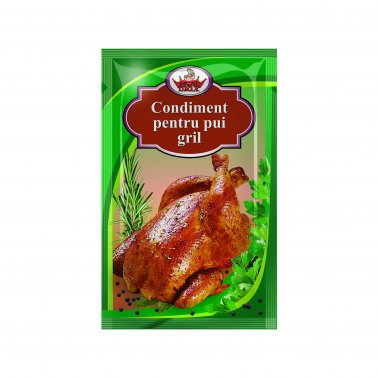 Seasoning for Grilled Chicken